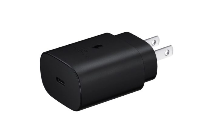 Samsung 25W USB-C Super Fast Charging Wall Charger - Black