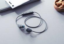 Sony SP600N Wireless Noise Canceling Sports In-Ear Headphones-min