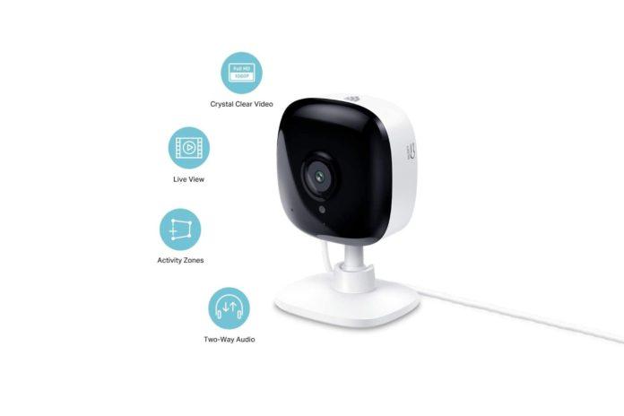 TP-Link Kasa Spot Indoor Camera