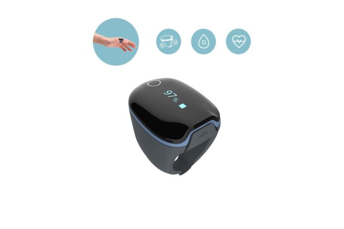 Wellue Overnight Oxygen Saturation Tracker