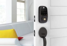 Yale Assure Lock Touchscreen with Wi-Fi and Bluetooth Deadbolt