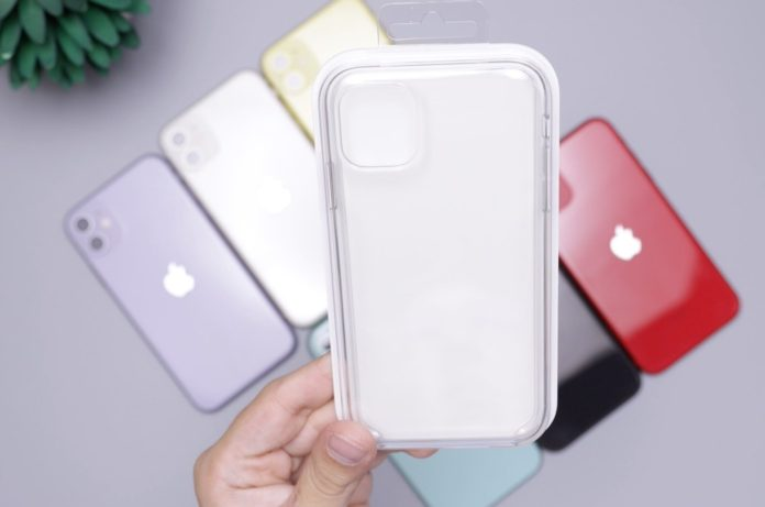 iPhone 11 line up cases
