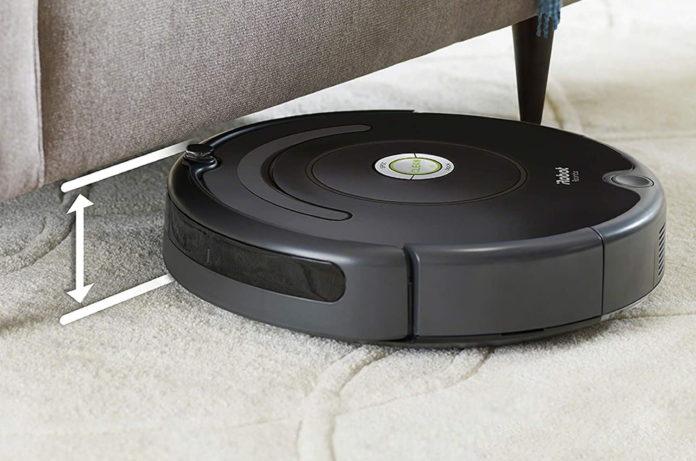 _iRobot Roomba 675 Robot Vacuum--min