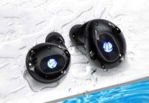 iTeknic True Wireless Earbuds Bluetooth 5.0 IPX8 Waterproof Wireless Headphones