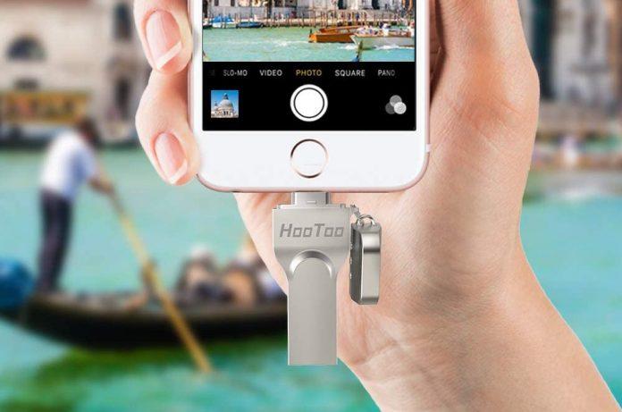 128GB iPhone Flash Drive