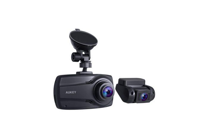 AUKEY 1080P Dual Dash Cams