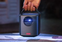 Anker Mars II 300 ANSI Lumen Home Theater Portable Projector