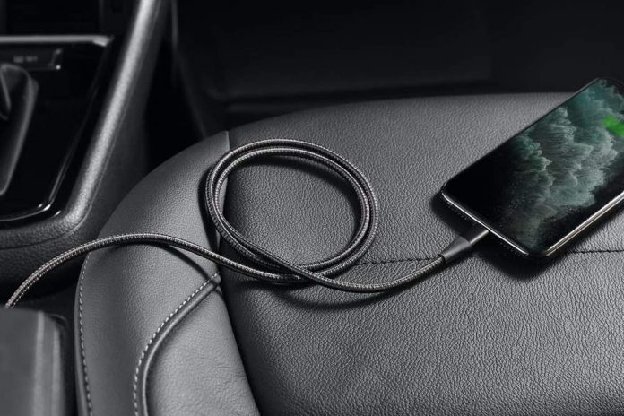 Anker USB C to Lightning Cable [Apple Mfi Certified]