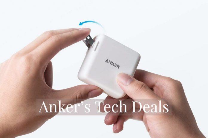 Anker's Tech Deals