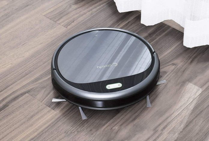 Coredy Robot Vacuum Cleaner-min