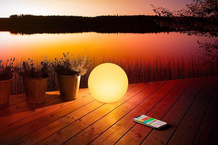 Eve Flare - Portable Smart LED Lamp-min