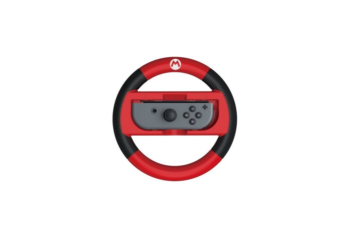 HORI Nintendo Switch Mario Kart 8 Deluxe Wheel