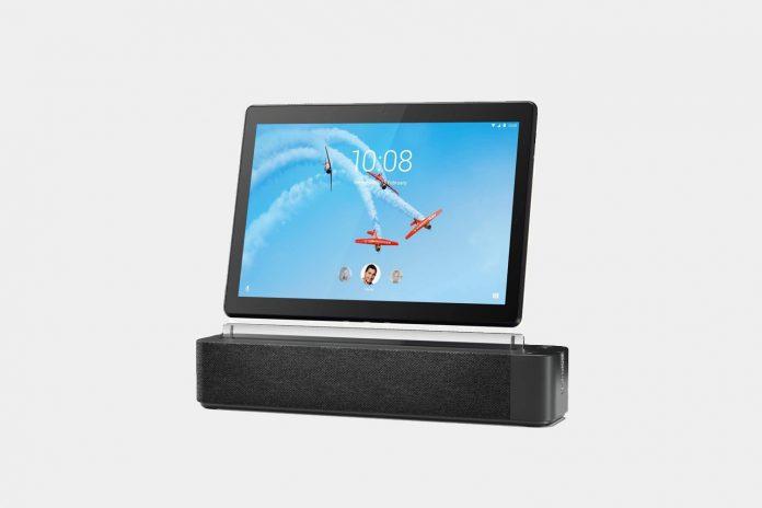 Lenovo Smart Tab P10, 10.1 Alexa-Enabled
