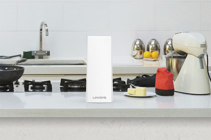 Linksys Velop Mesh Router (Tri-Band Home Mesh WiFi System