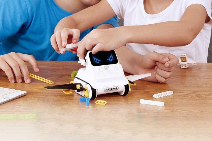 Makeblock Codey Rocky Programmable Robot