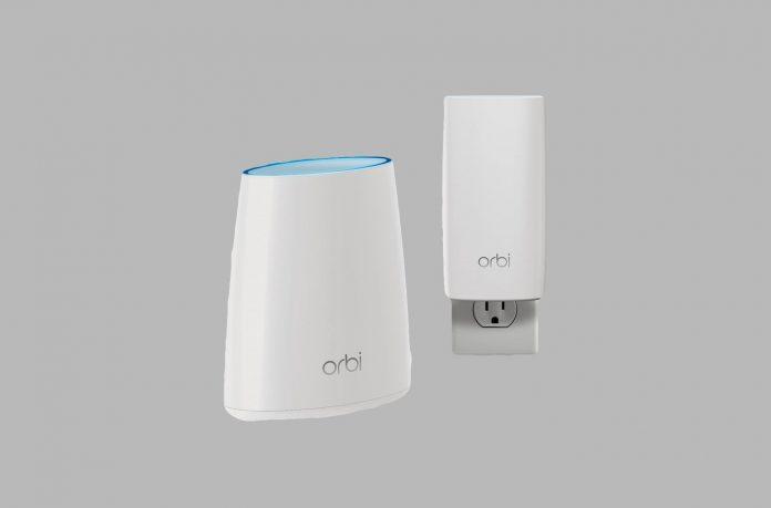 NETGEAR (RBK30-100NAS) Orbi Whole Home Mesh WiFi System
