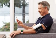 QardioArm Wireless Blood Pressure Monitor-min