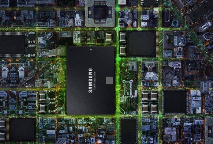 Samsung SSD 860 EVO 1TB 2.5 Inch SATA III Internal SSD-min