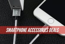 Smartphone Accessories Deals