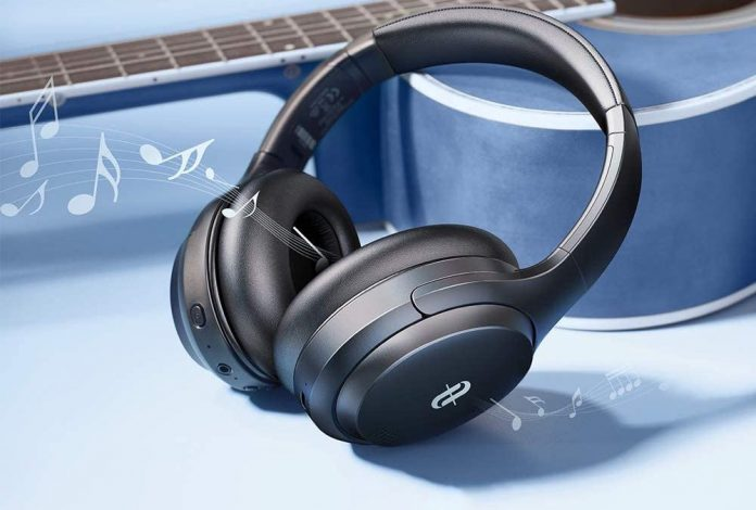 TaoTronics Hybrid Active Noise Cancelling Headphones