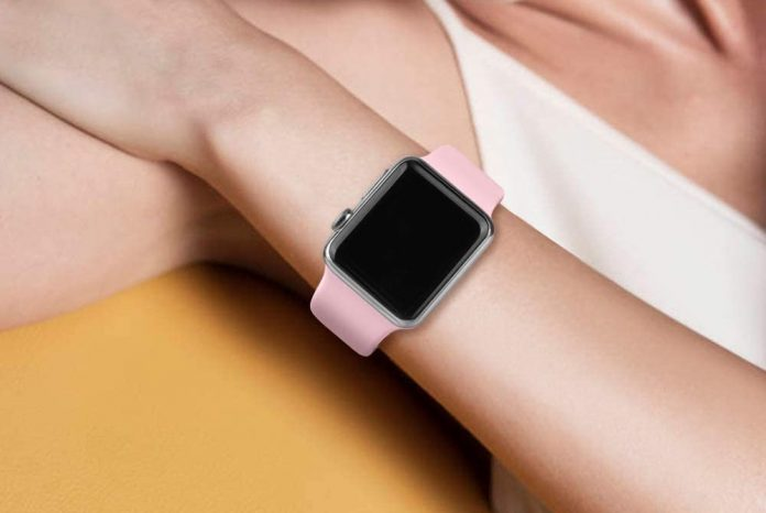 Tobfit 4 Pack Sport Apple Watch Bands