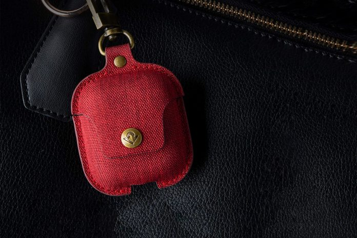 Twelve South AirSnap Twill | Protective Case