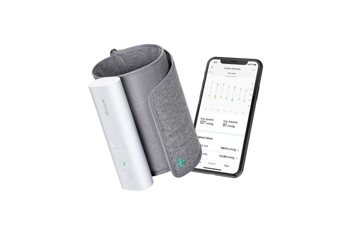 Withings BPM Connect - Wi-Fi Smart Blood Pressure Monitor