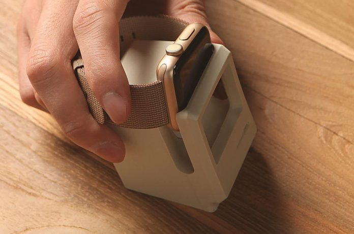 elago W3 Stand Designed for Apple Watch Stand