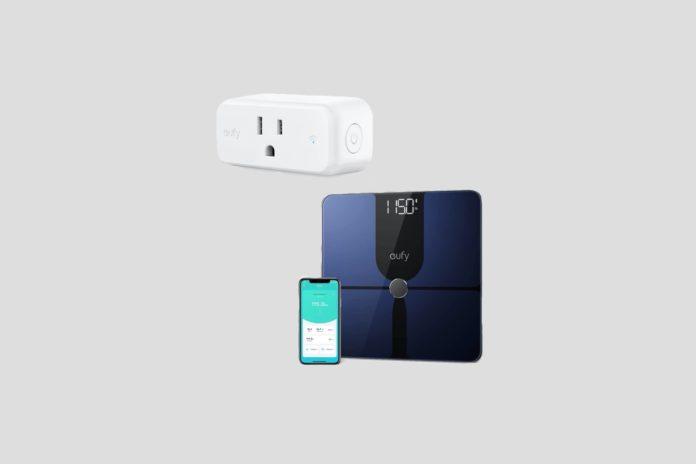 eufy Smart Scale P1 | eufy by Anker, Smart Plug Mini