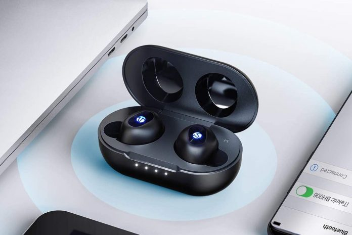 iTeknic TWS Bluetooth 5.0 Wireless Earbuds