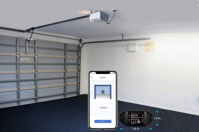 meross Smart Garage Door Opener