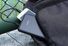 AUKEY USB C 20000mAh Power Bank-min
