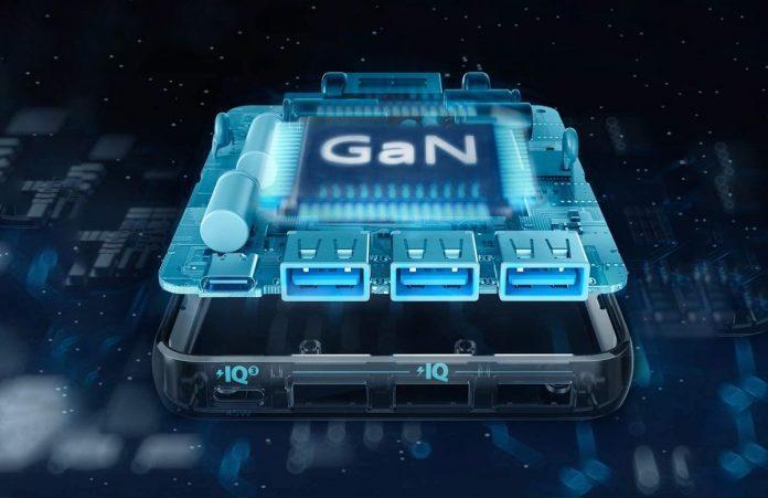 Anker 65W 4 Port PIQ 3.0 & GaN Fast Charger Adapter