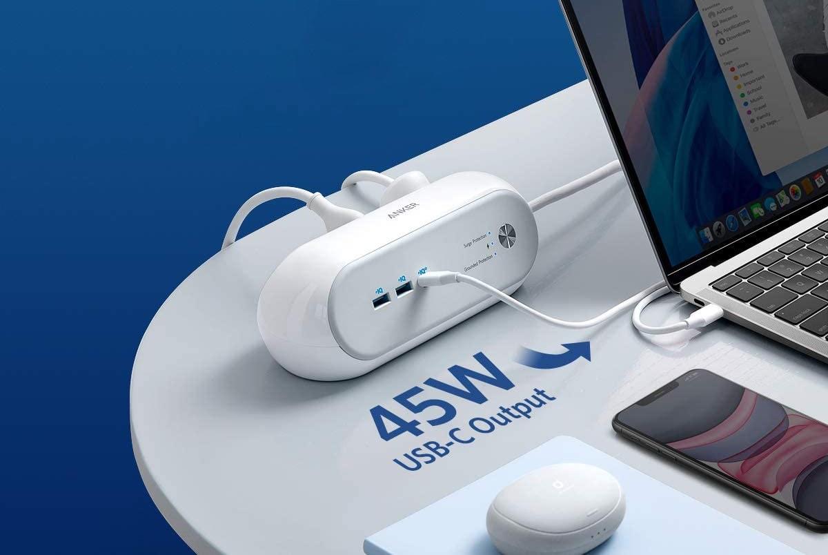 Anker USB C Power Strip