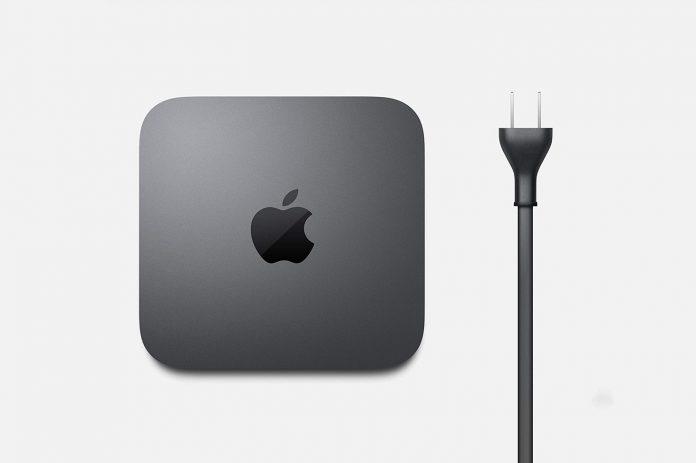 Apple Mac Mini (3.0GHz 6-core 8th-Generation Intel Core i5 Processor, 8GB RAM, 512GB)
