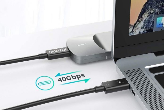 CHOETECH Thunderbolt Cable