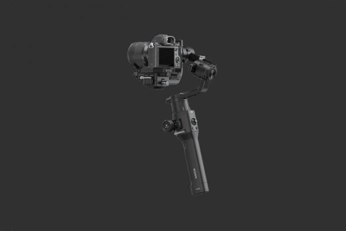 DJI Ronin-S - Camera Stabilizer 3-Axis Gimbal