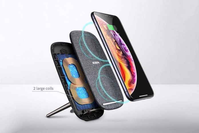 ESR Lounge Stand Wireless Charger