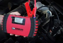GOOLOO 1500A Peak 20800mAh SuperSafe Car Jump Starter