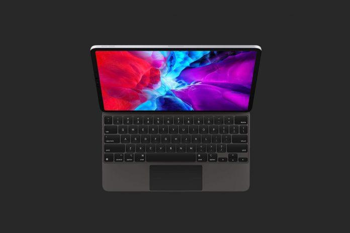 Magic Keyboard for 12.9-inch iPad Pro (4th Generation)
