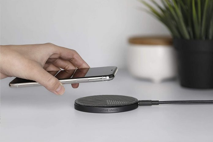 Native Union Drop - High Speed Wireless Smartphone Charger