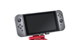 PowerA Compact Metal Stand for Nintendo Switch