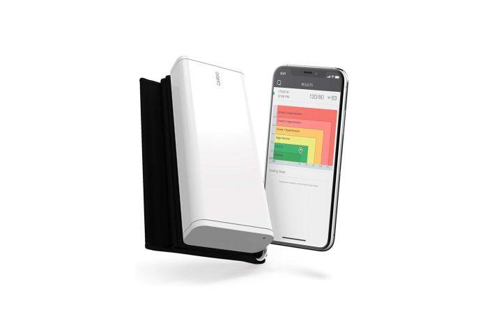QardioArm Wireless Blood Pressure Monitor