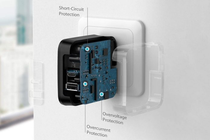 RAVPower 61W PD 3.0 Wall Charger