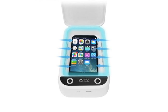 Smart Cell Phone Cleaner