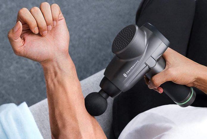 TaoTronics Professional Deep Tissue Muscle Massager Gun