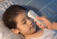 iHealth No-Touch Forehead Thermometer