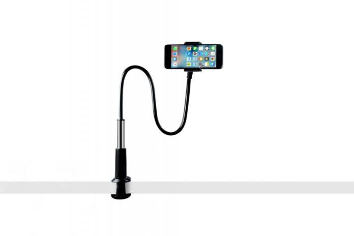 licheers Flexible Gooseneck Phone Holder