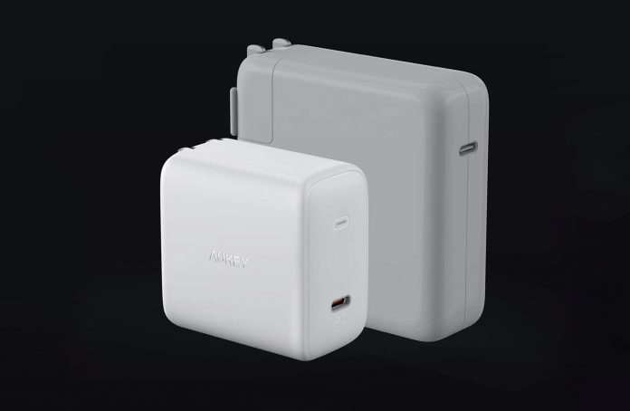 AUKEY Omnia 100W USB C Charger