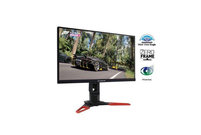 Acer Predator XB271HK bmiprz 27-inch IPS UHD (3840 x 2160) NVIDIA G-Sync Widescreen Display
